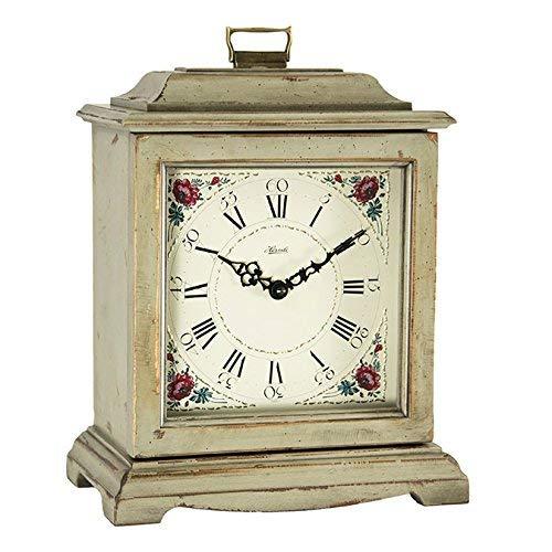 Hermle 22518GYQ Austin Bracket Mantel Clock - Gray