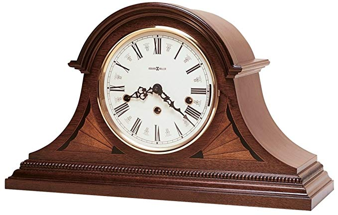 Howard Miller 613-192 Downing Mantel Clock [Kitchen] MPN: 613192