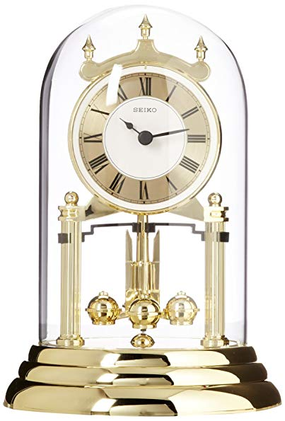 Seiko QHN006GLH Mantel Clock